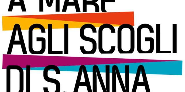 Il logo della Festa di Sant'Anna 2014