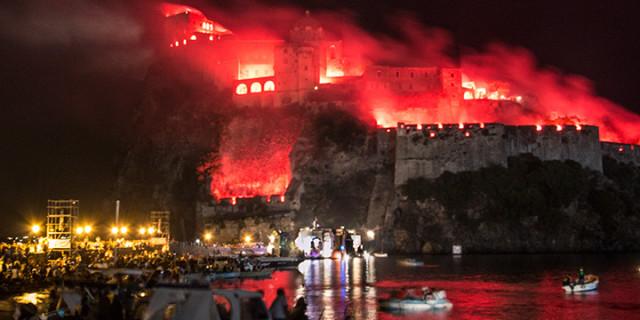 Il racconto e le immagini più belle della Festa di Sant'Anna 2014