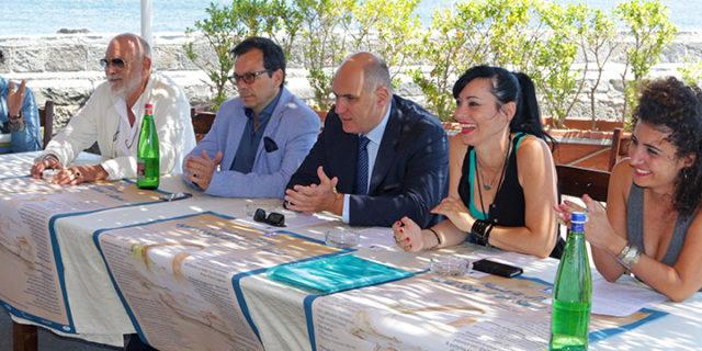 Conferenza stampa 84esima Edizione della Festa di Sant'Anna